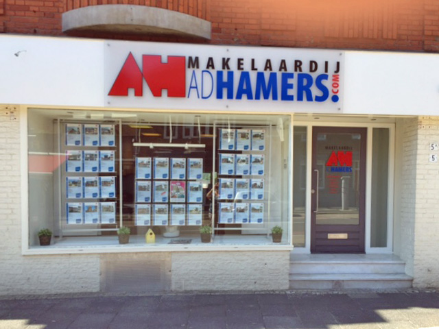 Kantoor Vestiging Makelaardij Ad Hamers
