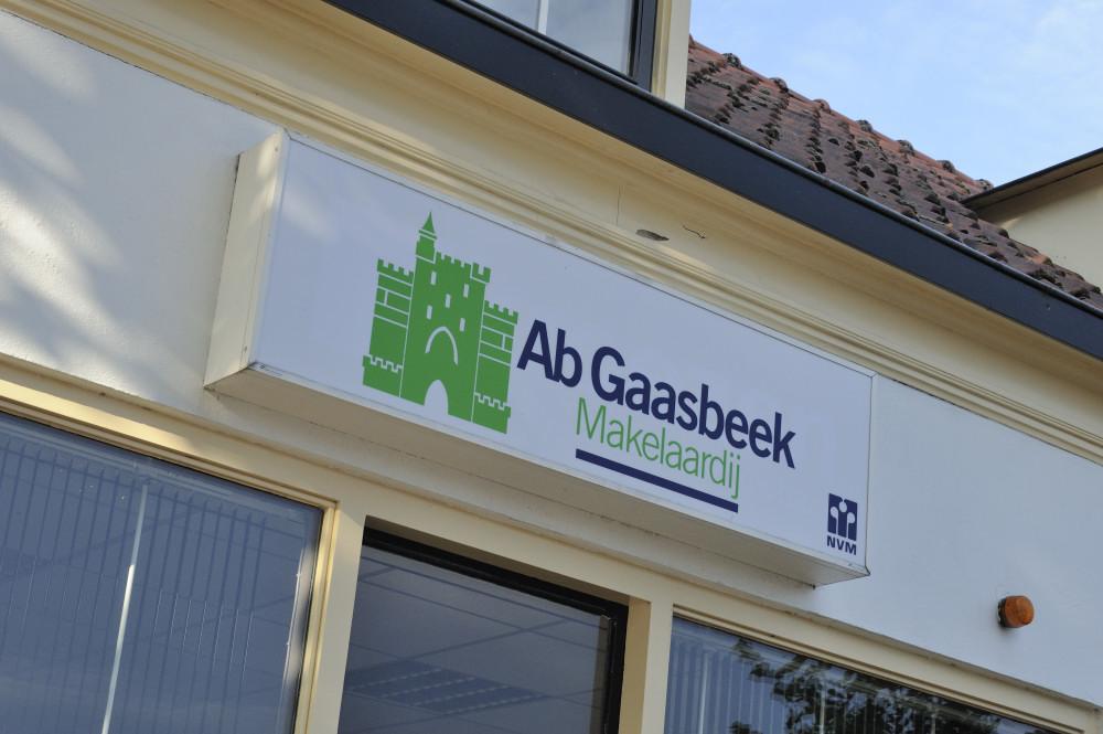 Kantoor Vestiging Ab Gaasbeek Makelaardij