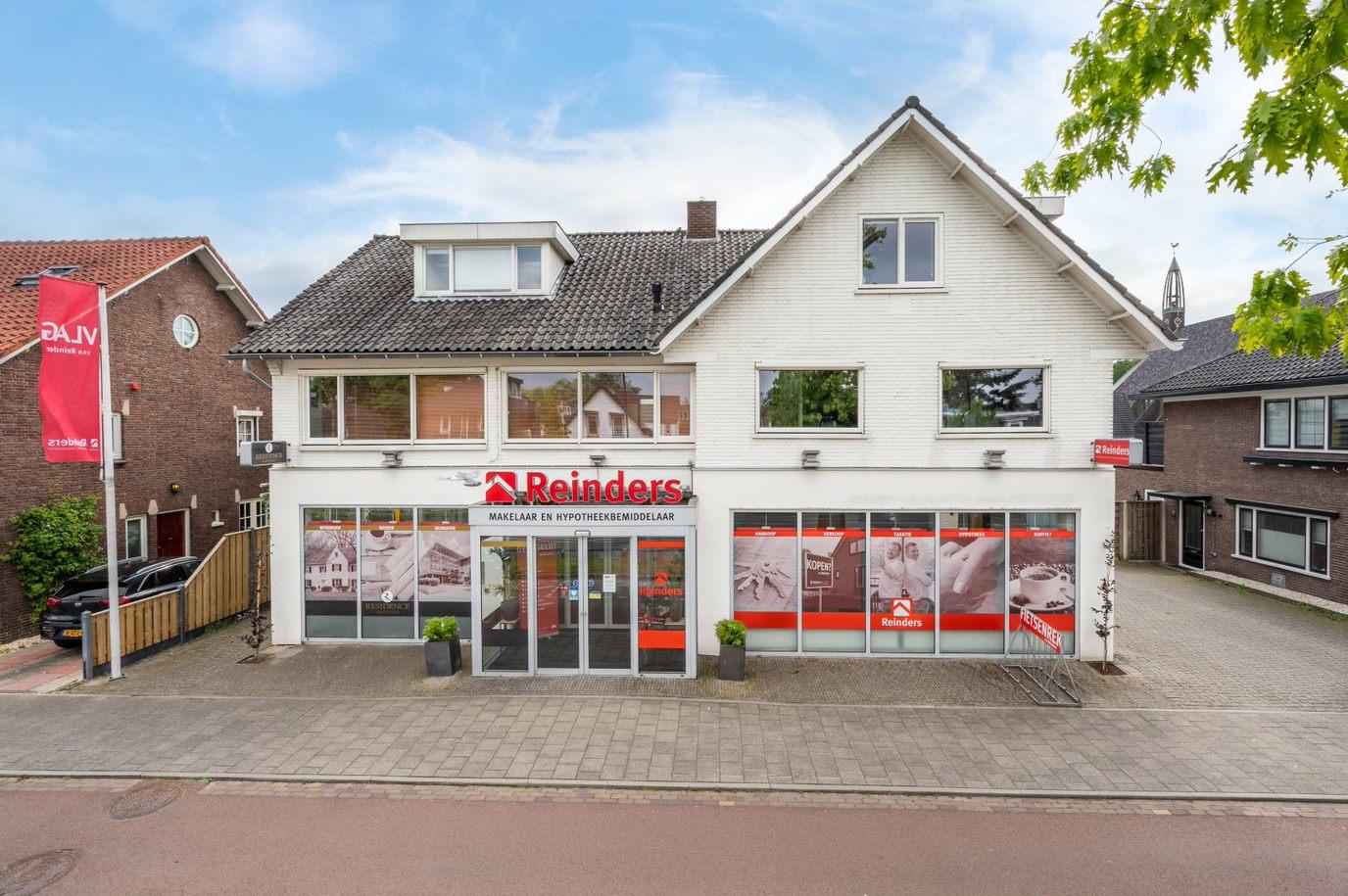 Kantoor Vestiging Reinders Huizen en Hypotheken