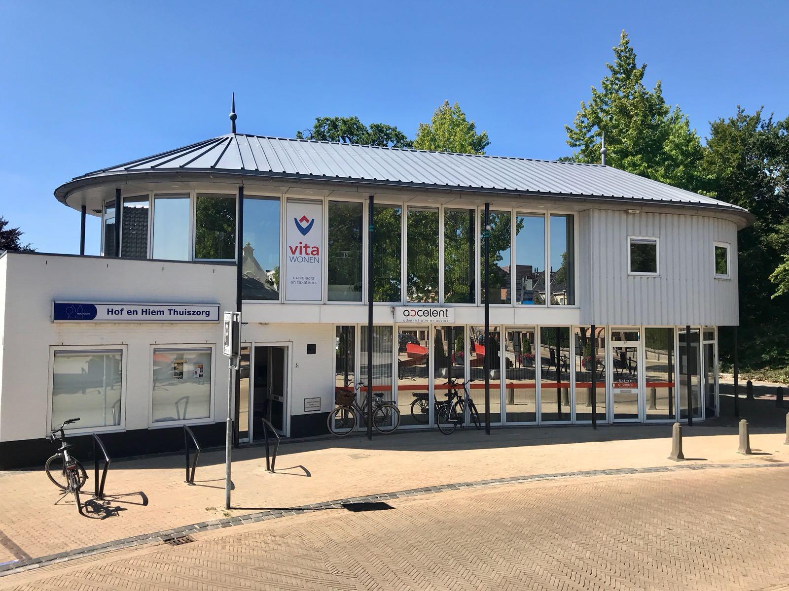 Kantoor Vestiging Vita Wonen makelaars en taxateurs