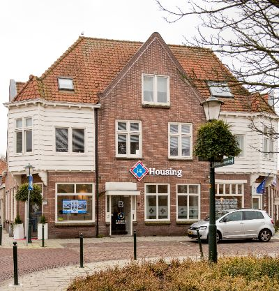 Kantoor Vestiging i4 Housing