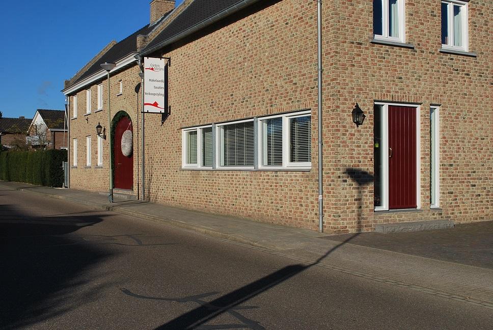 Kantoor Vestiging Corten & Steijns Makelaardij en Taxaties