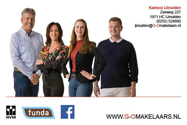 Kantoor Vestiging G&O Makelaars IJmuiden
