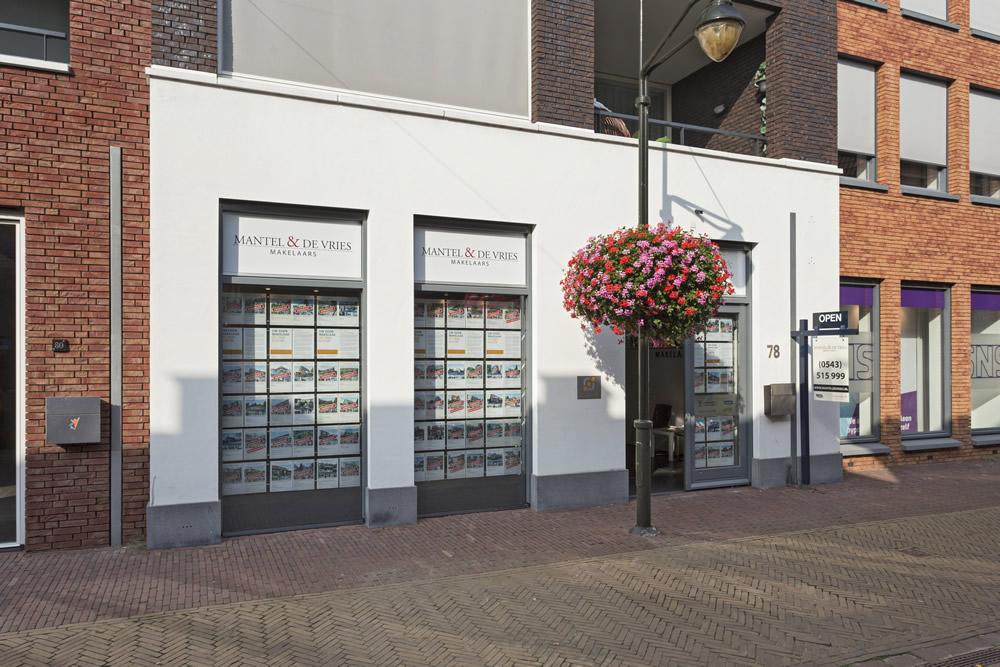 Kantoor Vestiging Mantel & De Vries Makelaars