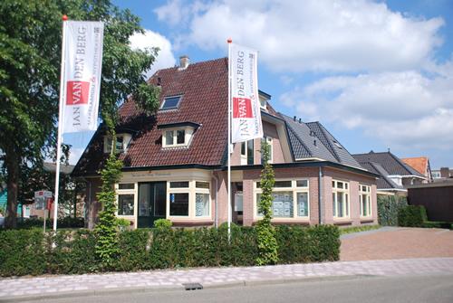 Kantoor Vestiging Jan van den Berg Makelaardij & Hypotheken