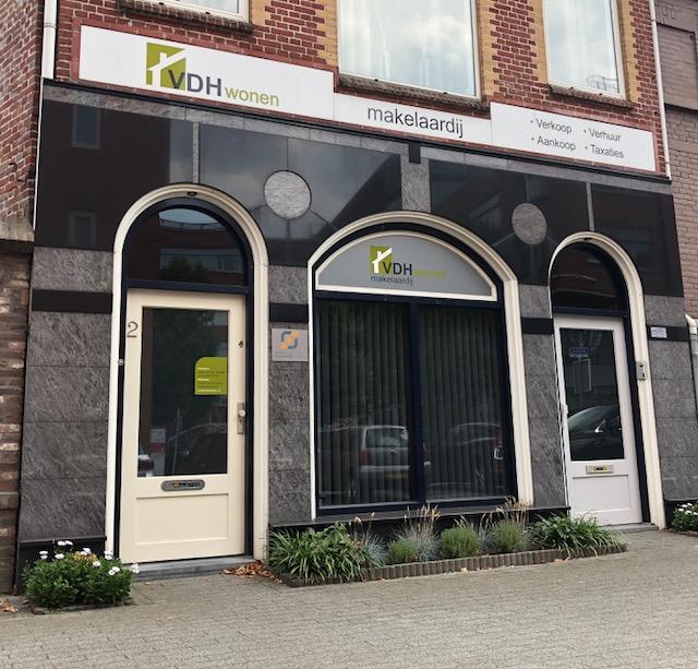 Kantoor Vestiging VDH Wonen