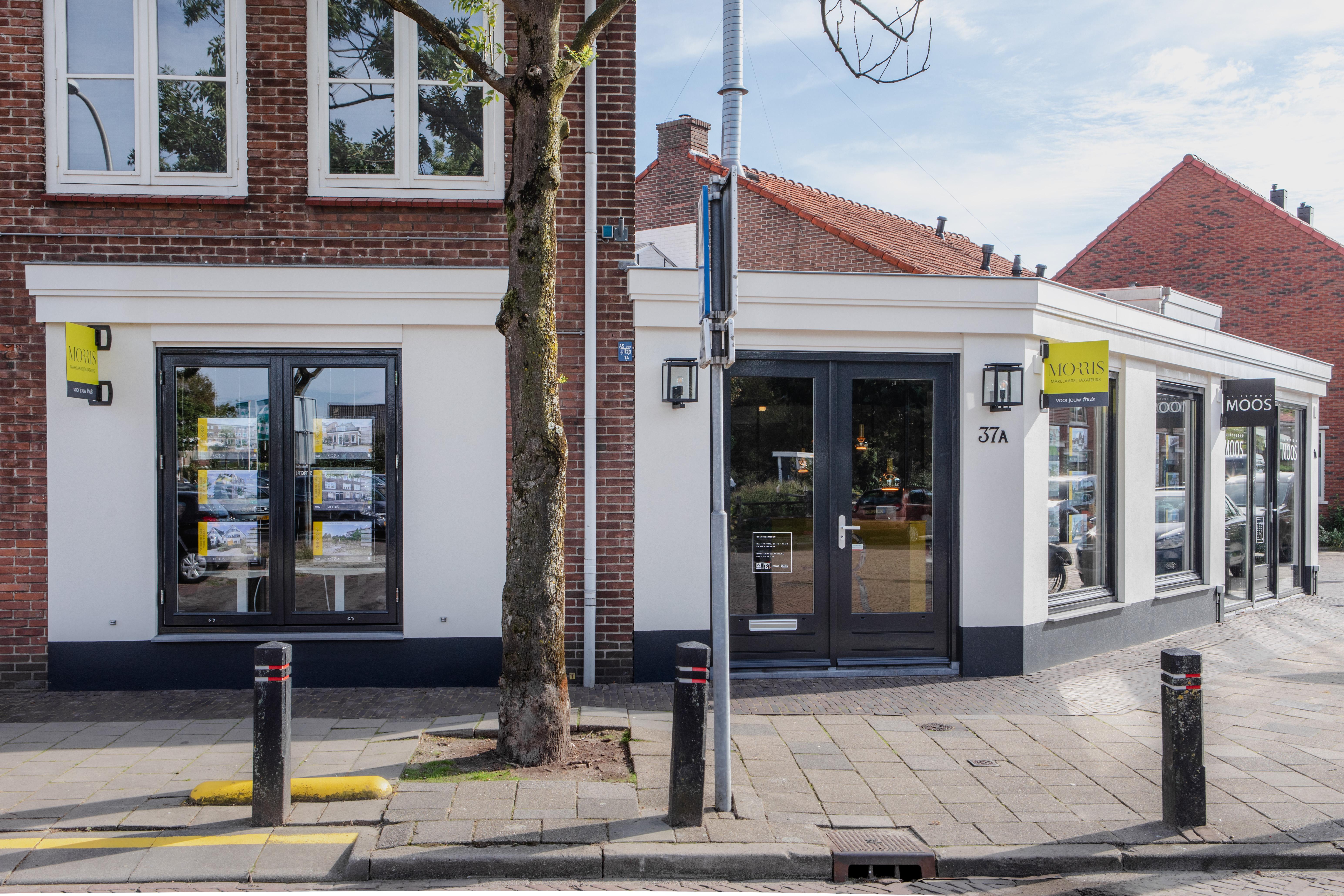 Kantoor Vestiging MORRIS NVM makelaars | taxateurs