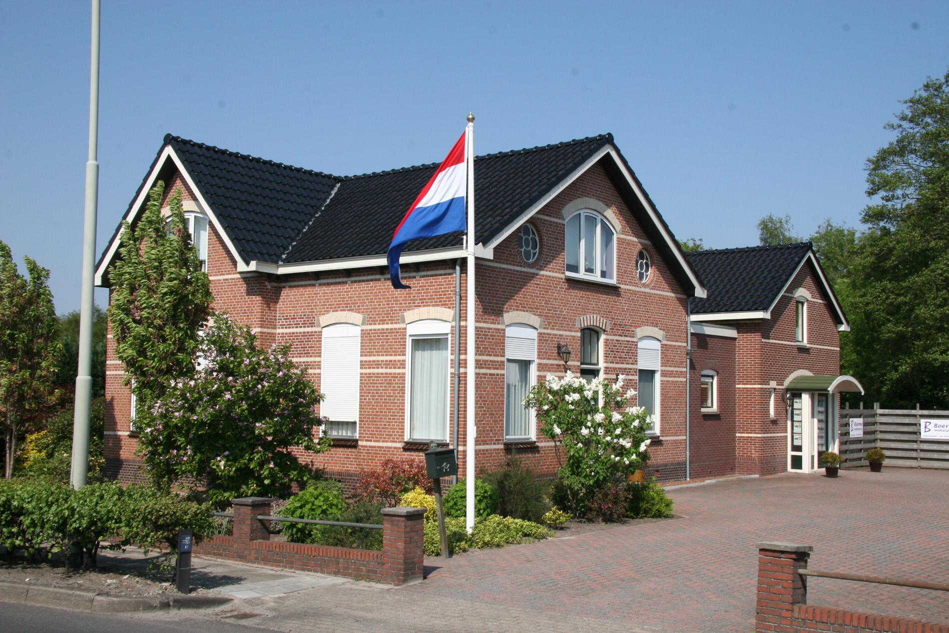 Kantoor Vestiging Boerma Makelaardij