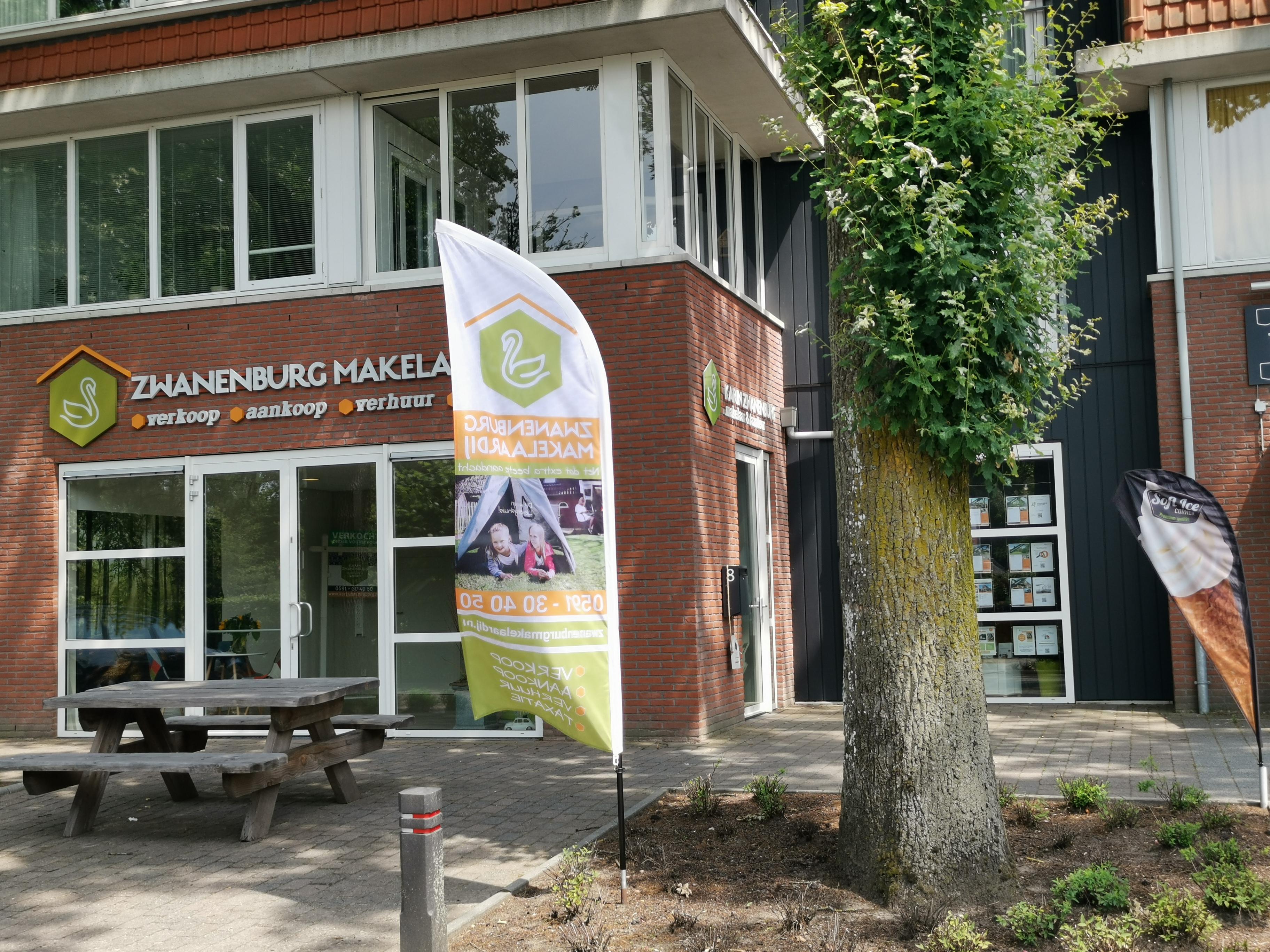 Kantoor Vestiging Zwanenburg Makelaardij