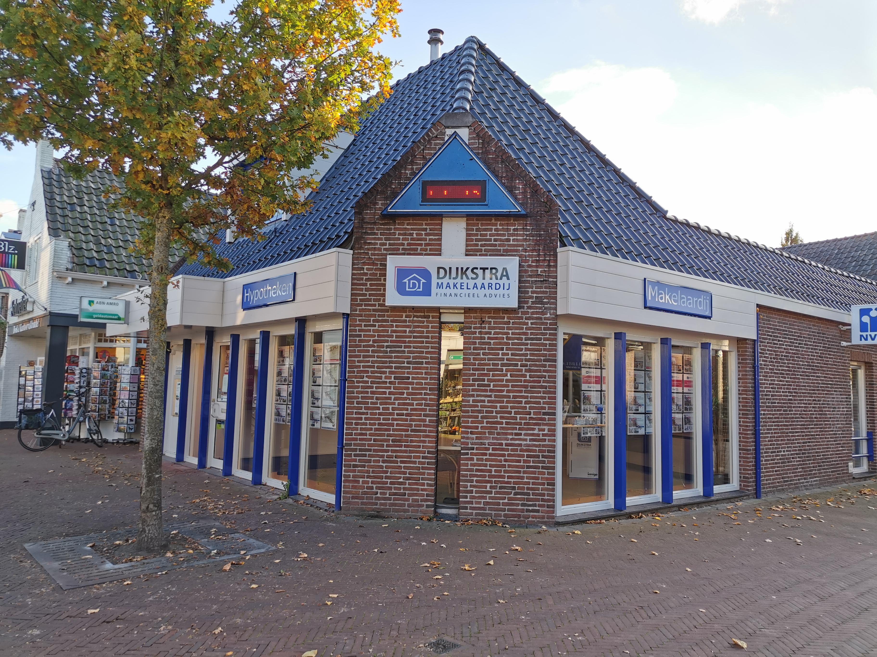 Kantoor Vestiging Dijkstra Makelaardij en Financieel Advies