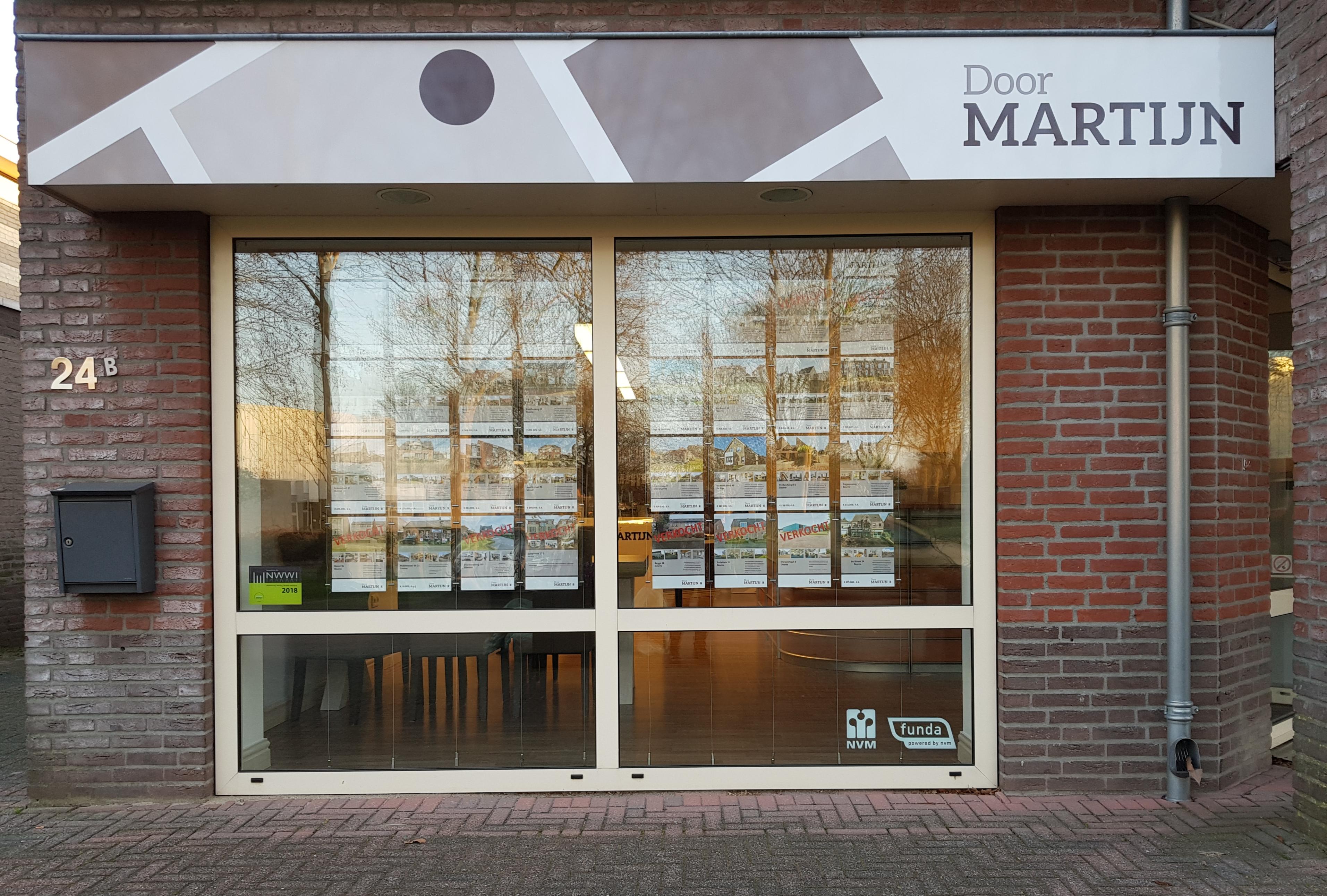 Kantoor Vestiging Door Martijn