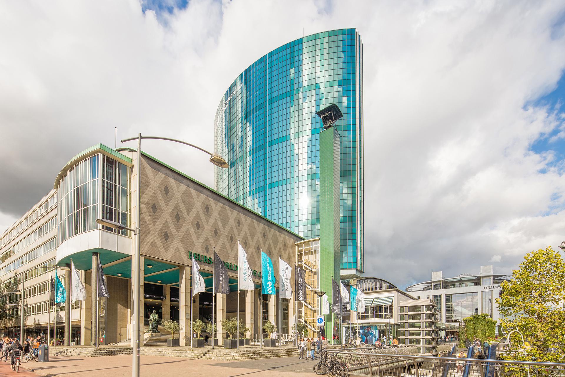 Kantoor Vestiging H&W Makelaars Rijnmond