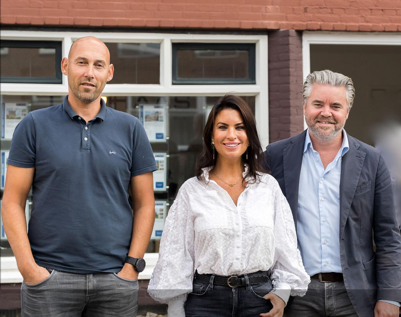Kantoor Vestiging De Haas makelaars & taxateurs o.z.