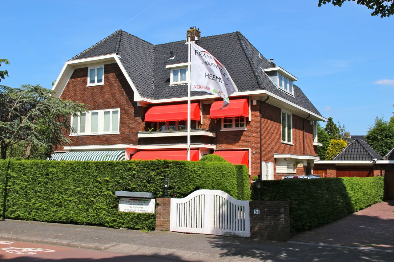 Kantoor Vestiging Frank van der Bent Housing Services
