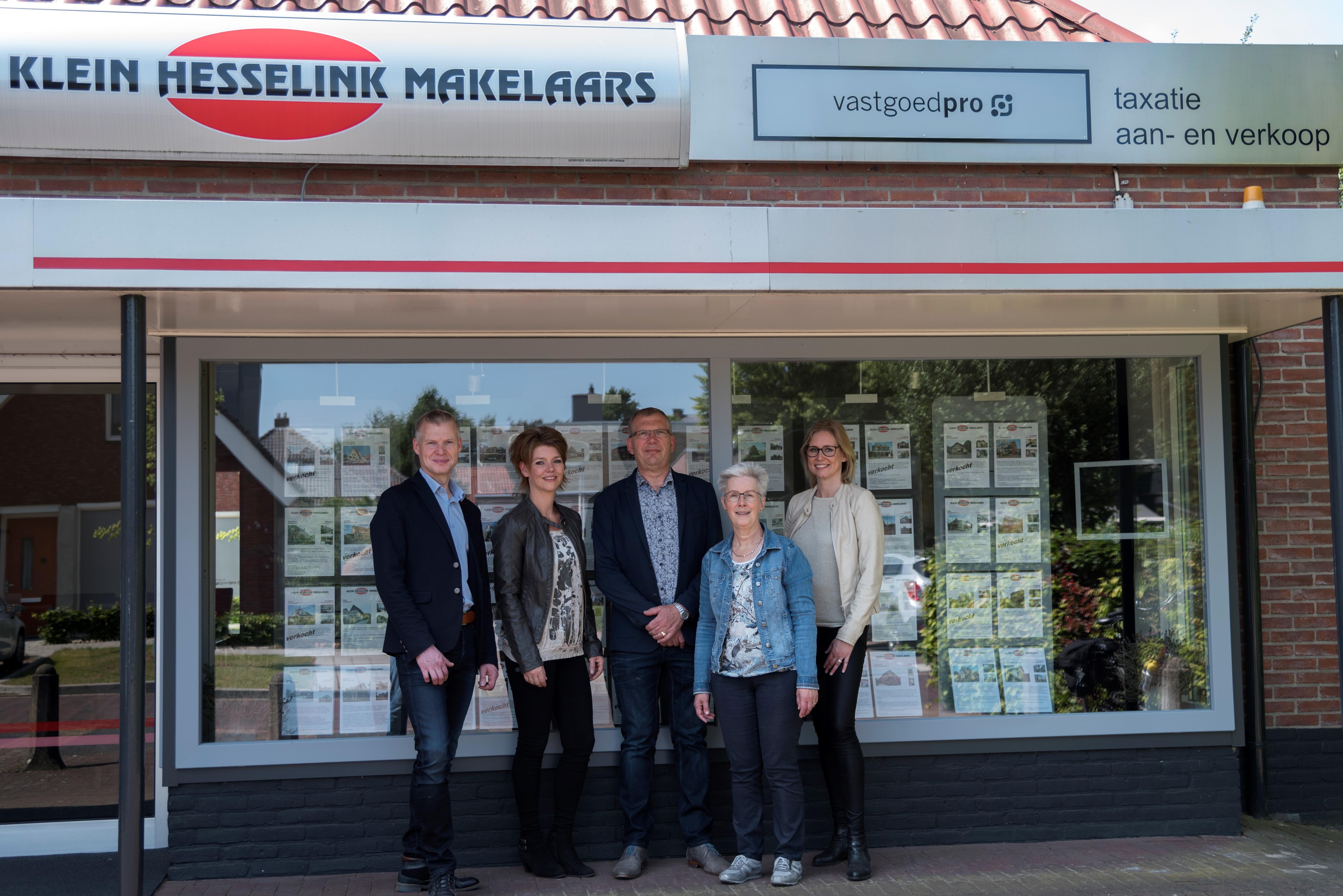 Kantoor Vestiging Klein Hesselink Makelaars
