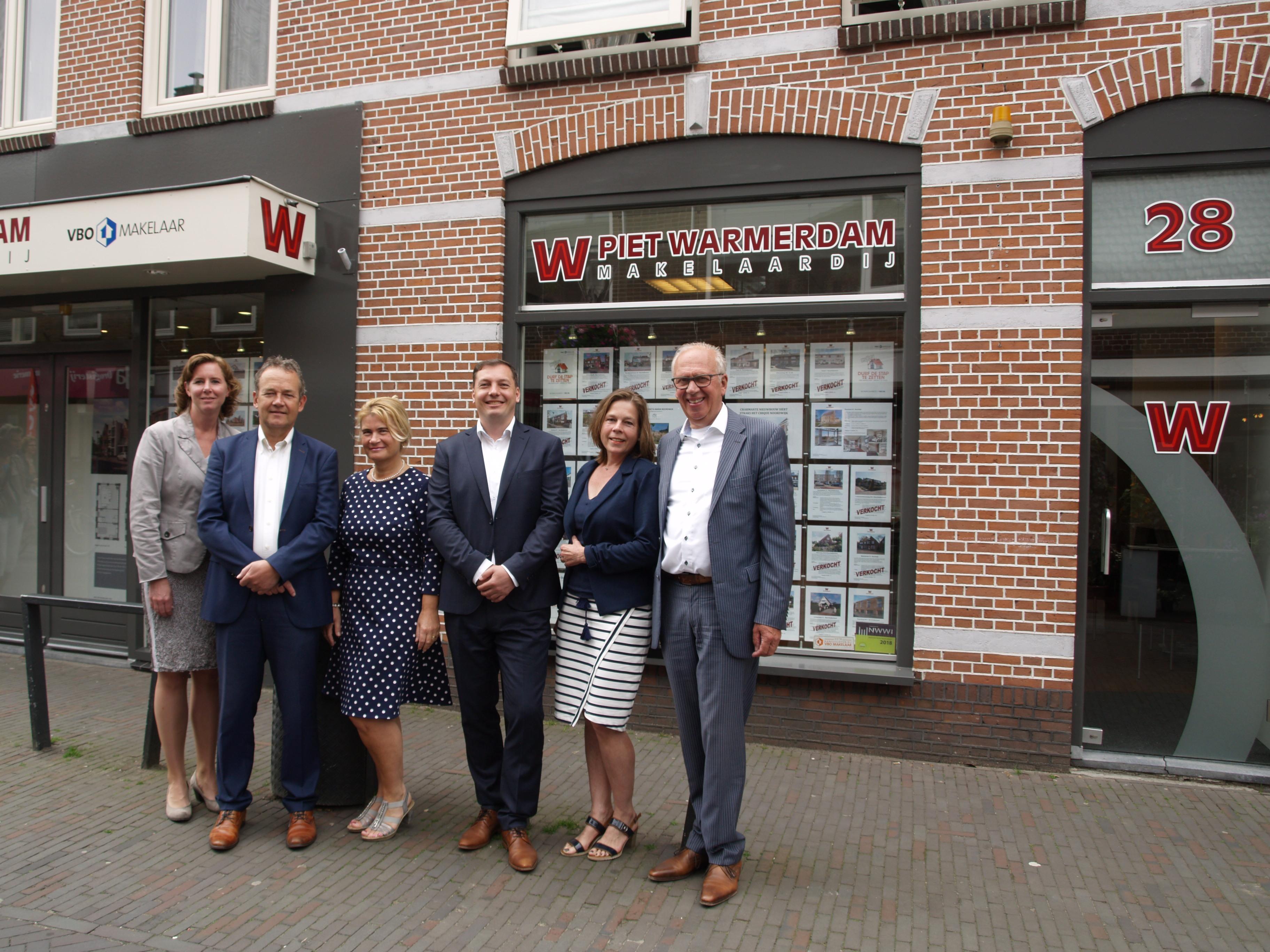 Kantoor Vestiging Piet Warmerdam Makelaardij
