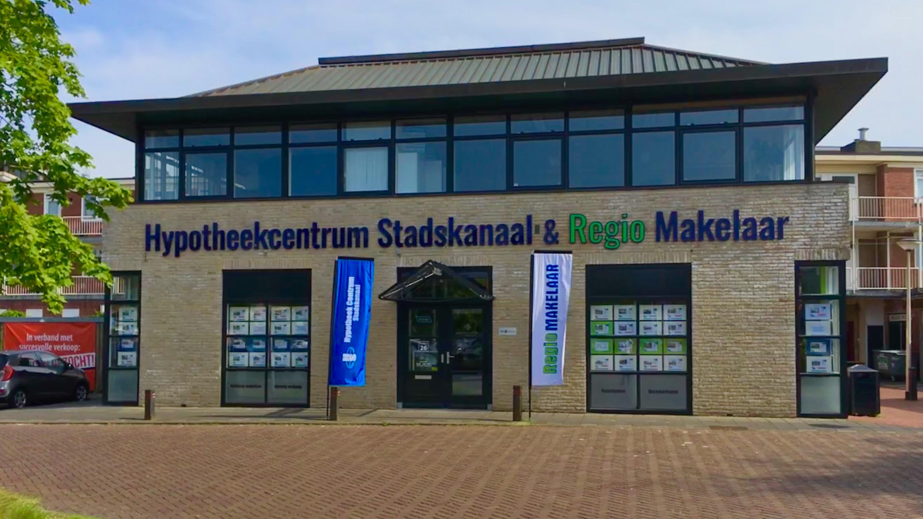 Kantoor Vestiging Regio Makelaar Stadskanaal