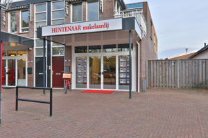 Kantoor Vestiging Hentenaar Makelaardij o.z. Zuidwolde