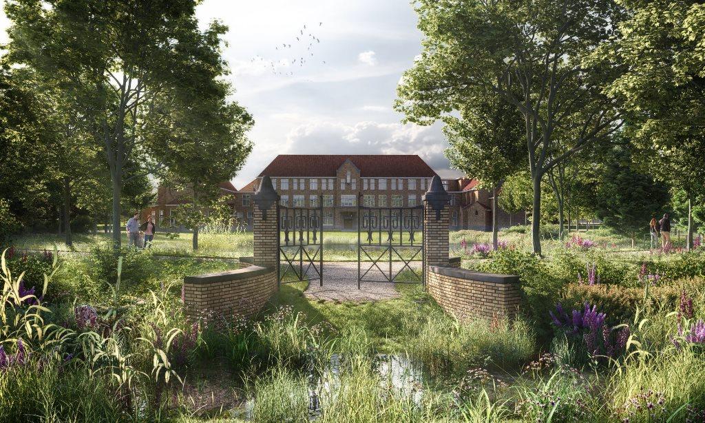 nieuwbouw - en transformatieproject Missiehuis: appartementen in Hoorn