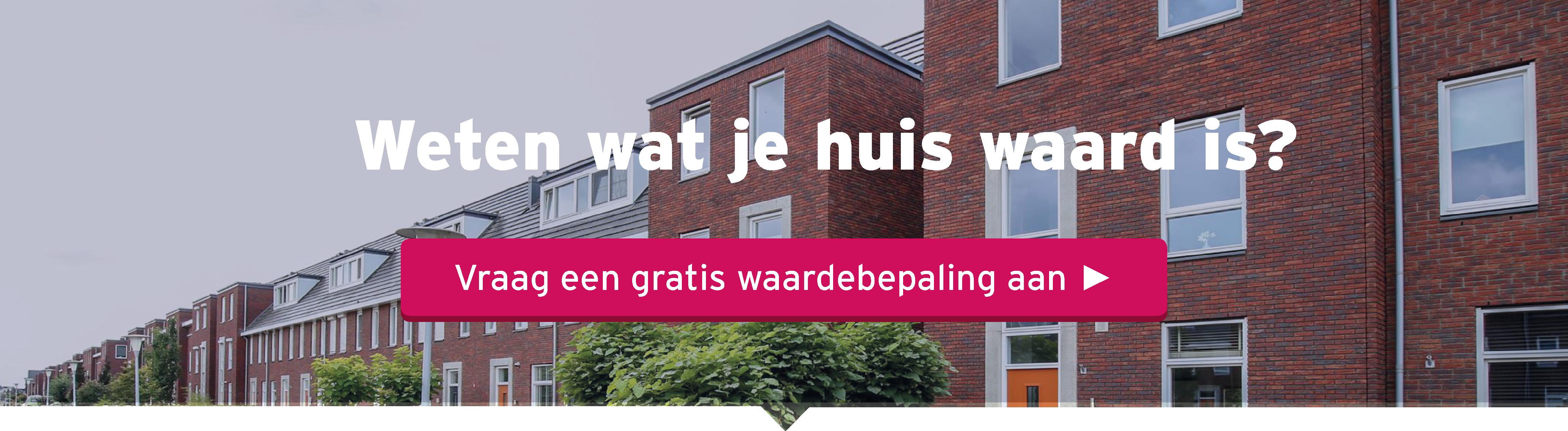 Weten wat je huis in Zwolle waard is? Vraag een gratis waardebepaling aan