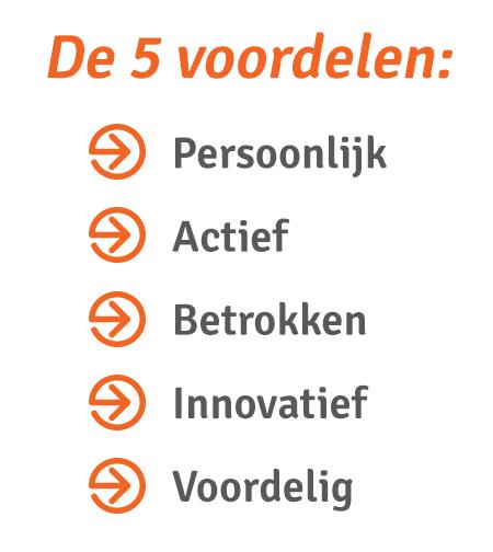 De vijf voordelen van Mercurius Makelaars - Deventer