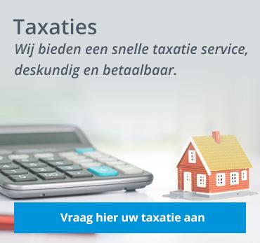 Wij bieden een snelle taxatie service,  deskundig en betaalbaar.