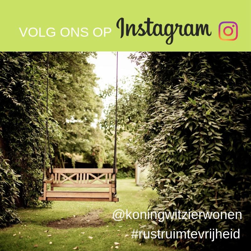 Volg ons op Instagram!
