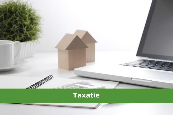 Taxatie offerte