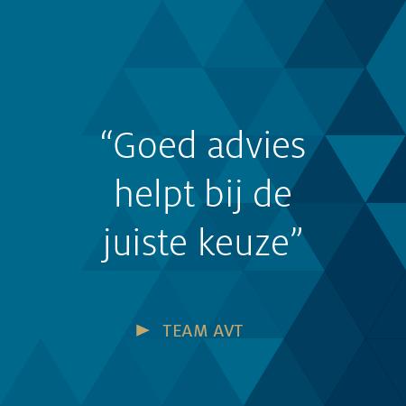 """""""Goed advies helpt bij  de juiste keuze"""""""