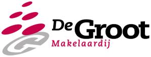Logo De Groot Makelaardij B.V.