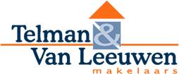 Logo Telman & Van Leeuwen Makelaars