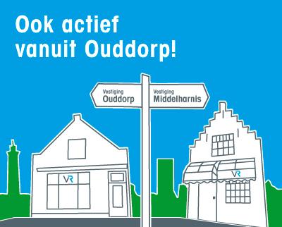 Ook actief vanuit Ouddorp!