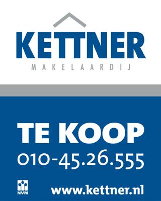 Logo Kettner Makelaardij o.g. b.v.