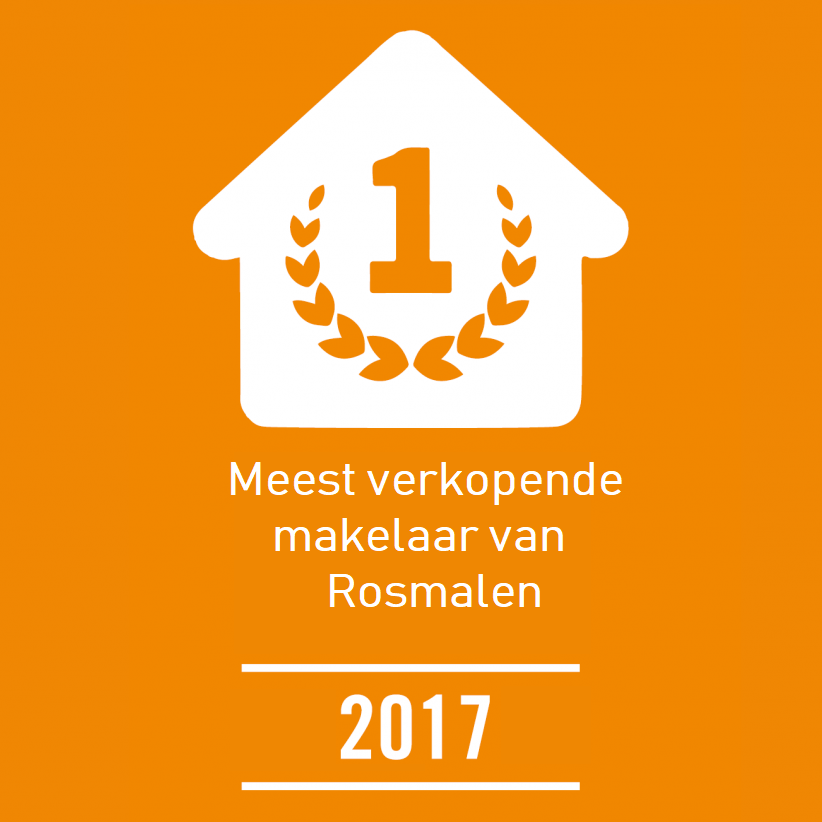 Meest verkopende makelaar van Rosmalen