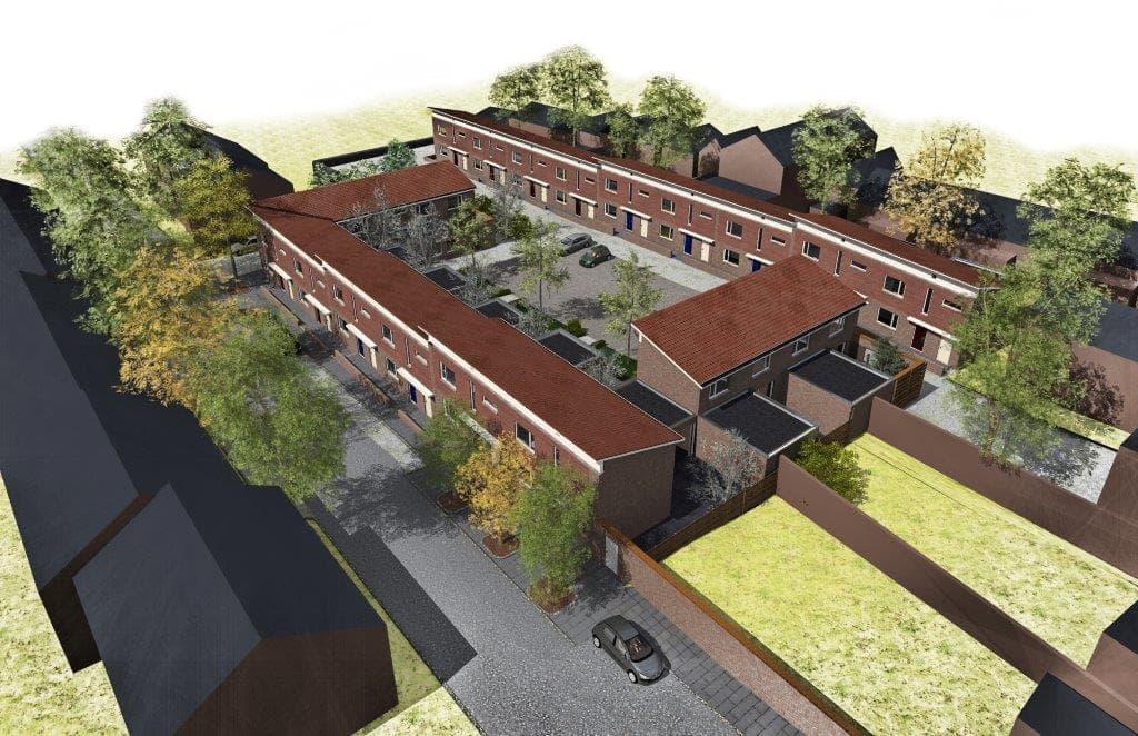 Nieuwbouw Palmstraat - Jacobs Makelaardij Uw makelaar in Nijmegen