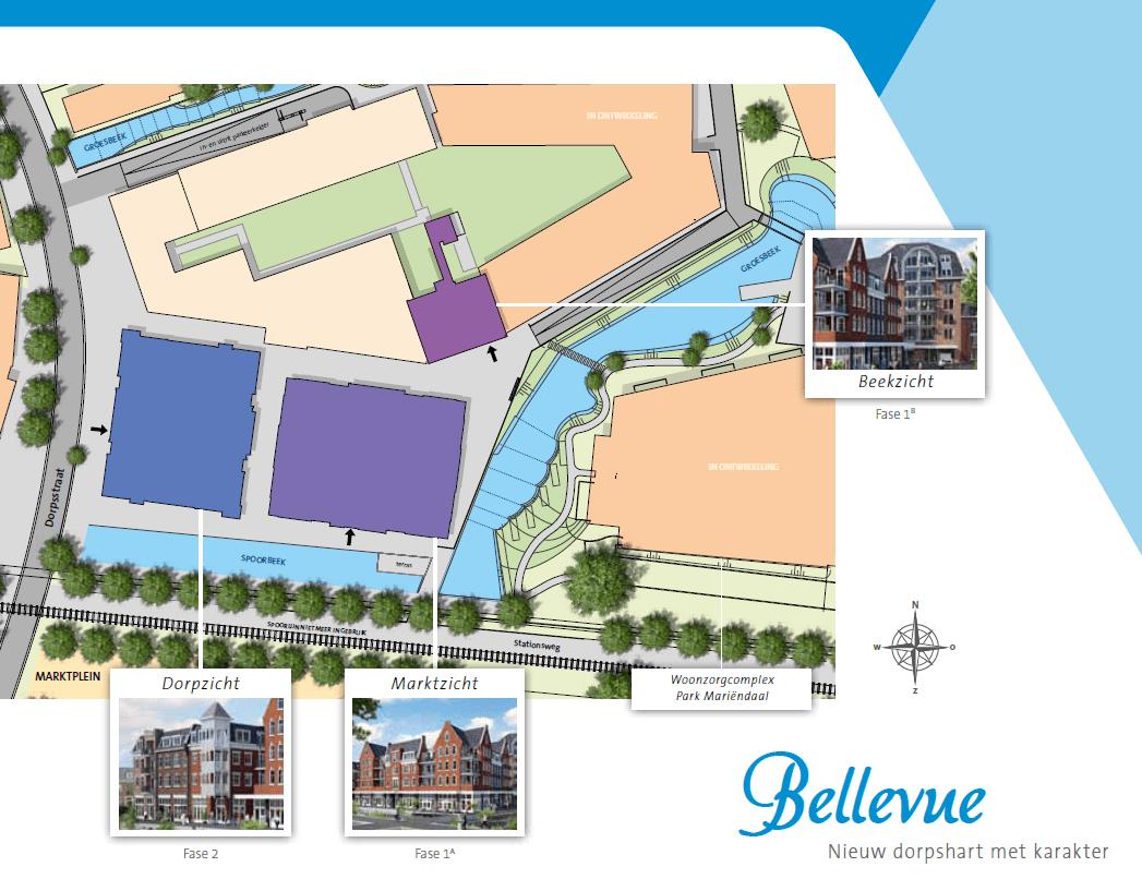 Nieuwbouw Bellevue - Jacobs Makelaardij Uw makelaar in Nijmegen