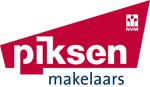 Logo Piksen  Makelaars