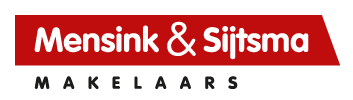 Logo MENSINK & SIJTSMA MAKELAARS B.V.