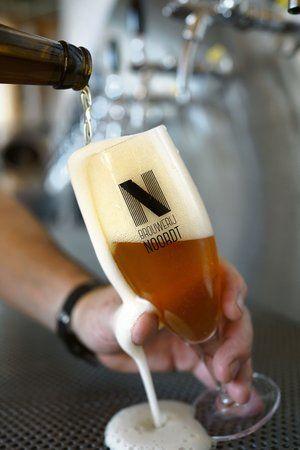 Een biertje bij Brouwerij Noordt