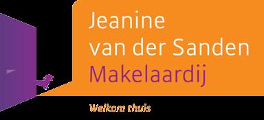 Logo Jeanine van der Sanden Makelaardij