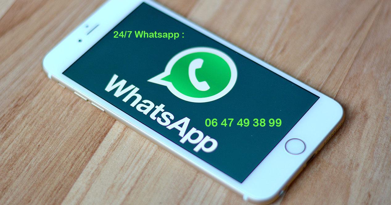Whatsapp Rob Disbergen