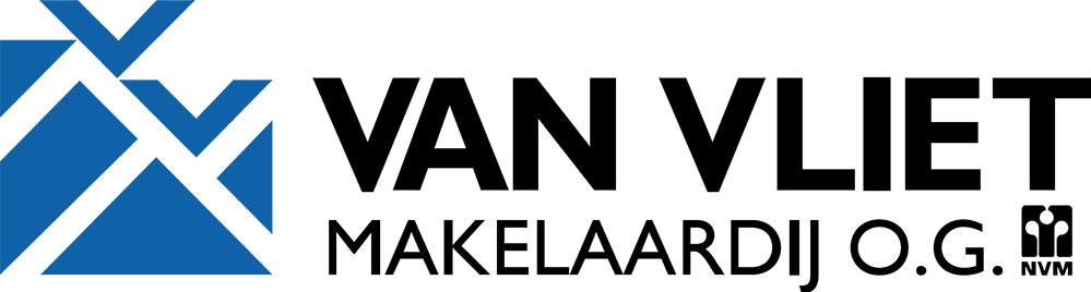 Logo Van Vliet Makelaardij O.G.