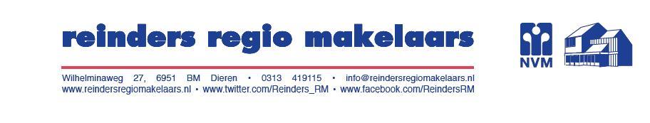 Logo Reinders Regio Makelaars