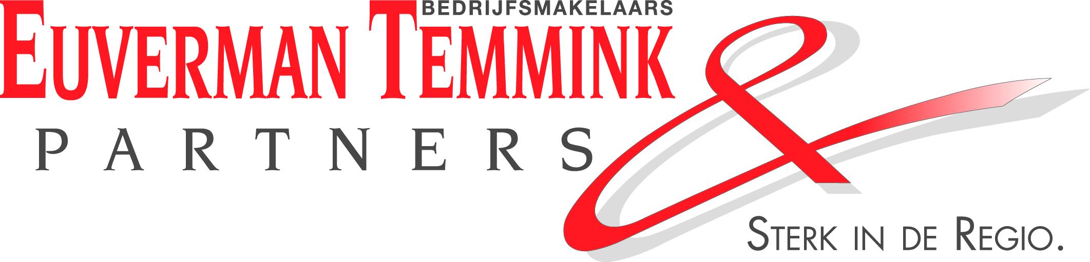 Logo Euverman Temmink & Partners Bedrijfsmakelaars