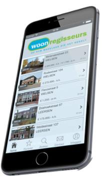 makelaar Oss Woonregisseurs app goedkoop huis verkopen