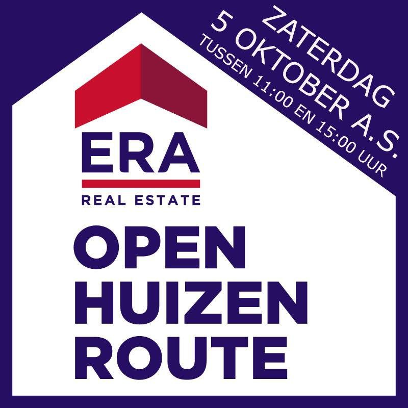 Deelnemen aan de Open Huizen Route
