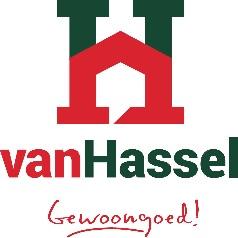 Logo Van Hassel makelaars o.g.