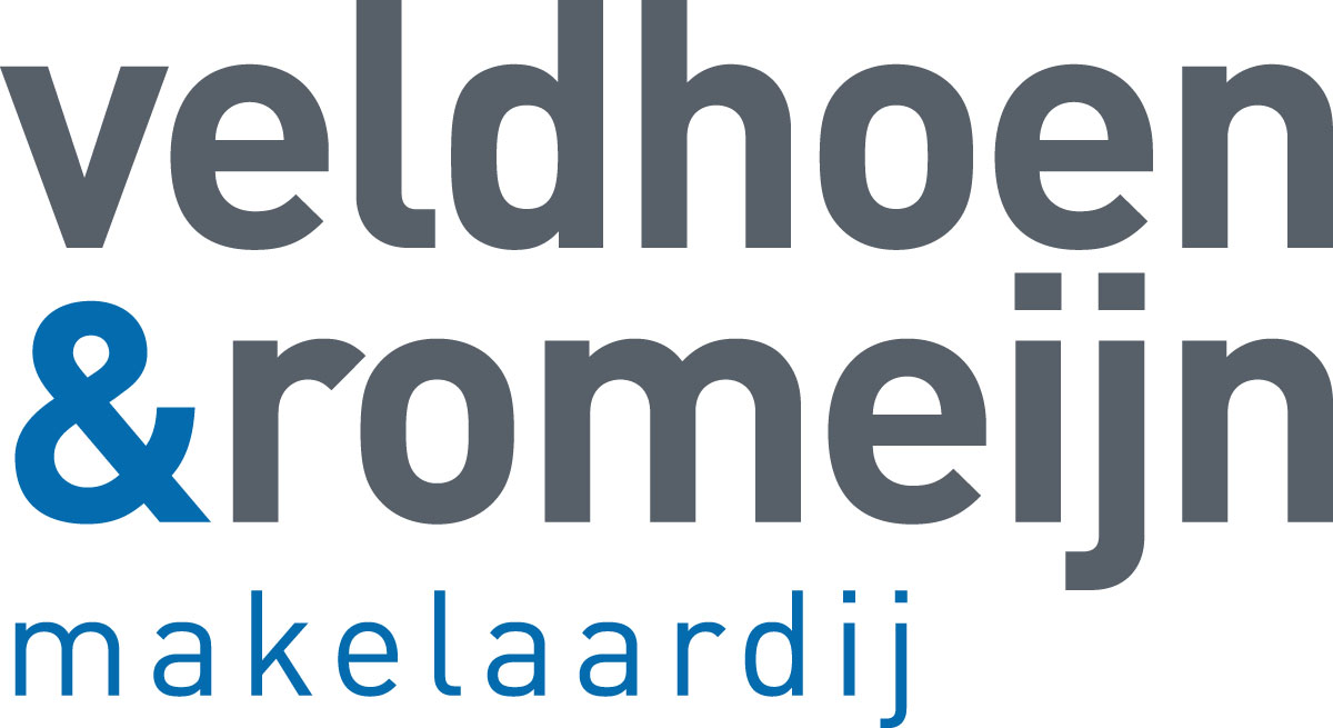 Logo Veldhoen en Romeijn Makelaardij b.v.