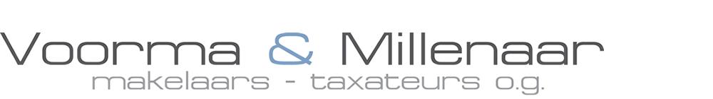 Logo Voorma & Millenaar makelaars-taxateurs Amstelveen