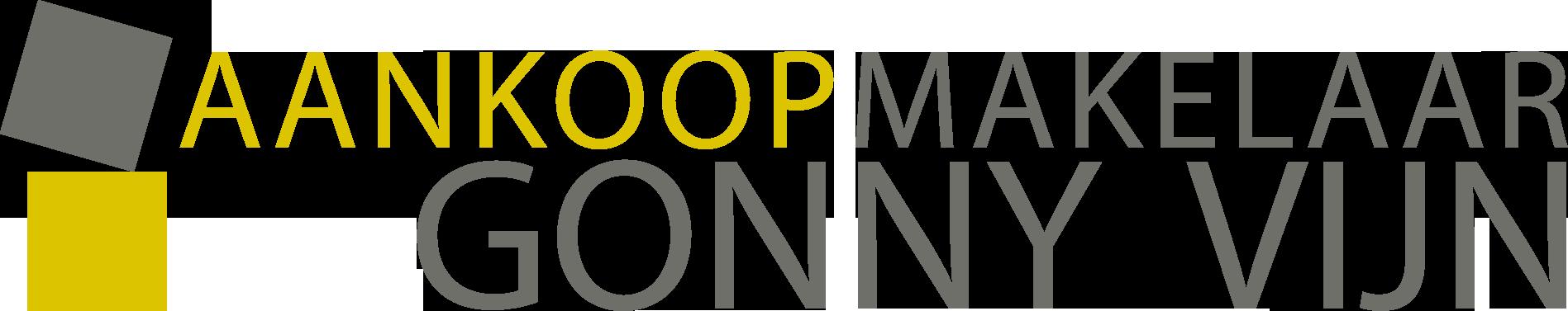 Logo Aankoopmakelaar Gonny Vijn